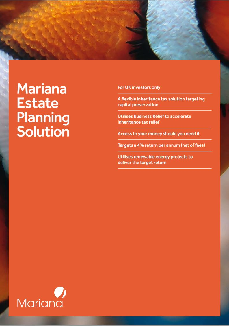 Mariana Estate Planning Solution